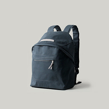 [한정 BIG SALE] Truffle C5 Backpack_Inkblue(어깨끈 a형)